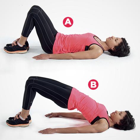 Bedroom Floor Workout