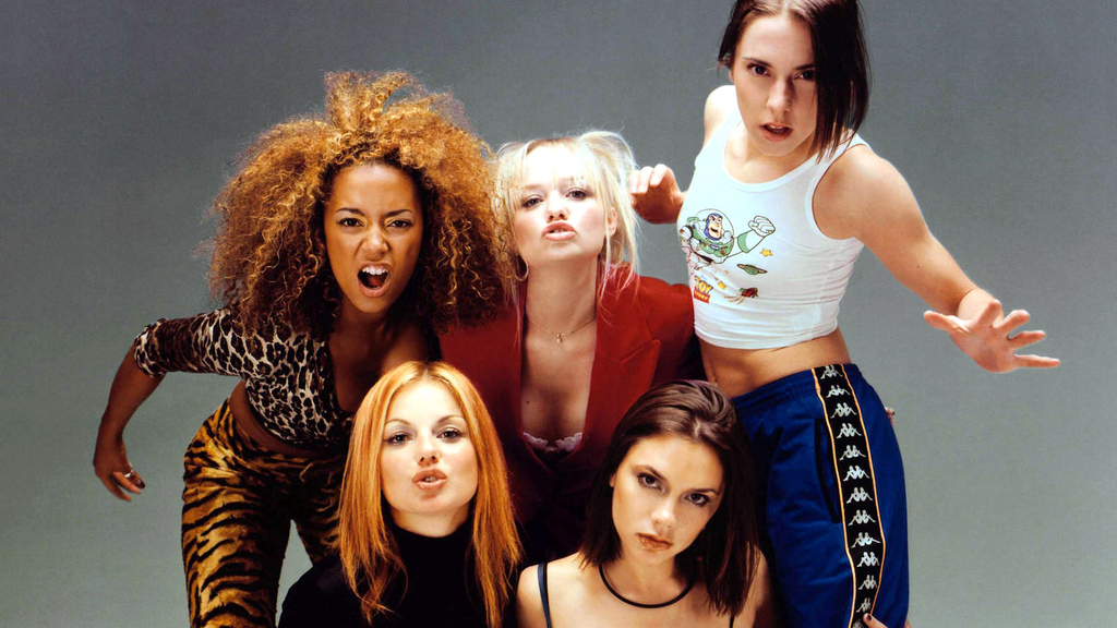 Spice Girls Shemazing