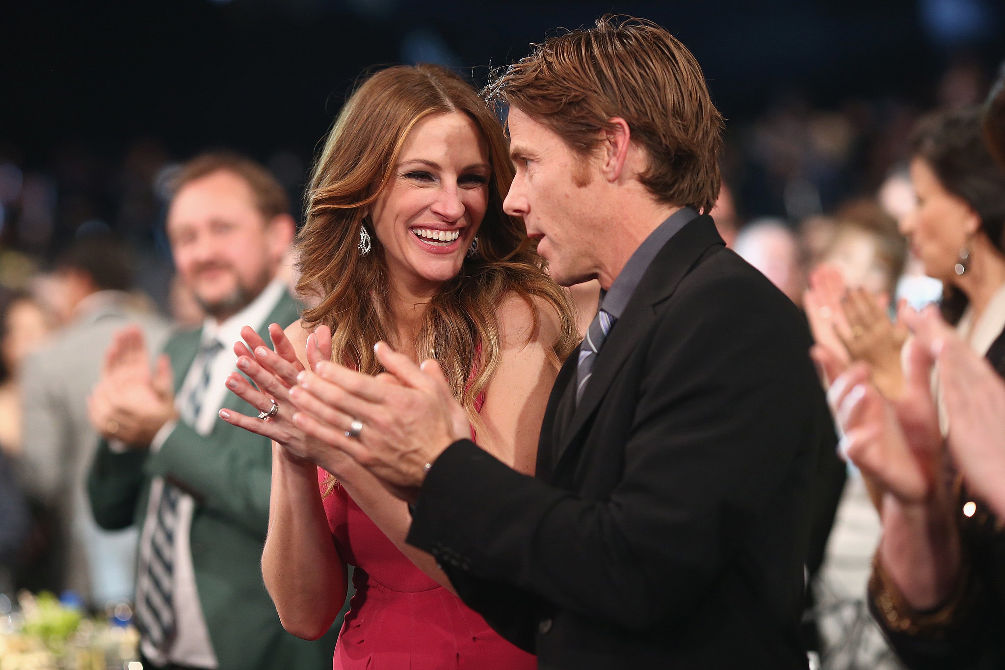 Julia Roberts Lets Her Husband Danny Moder Do WHAT For Her?! | SHEmazing!