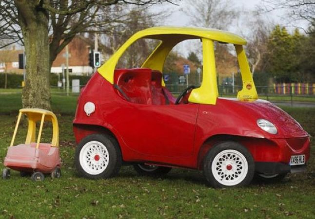 Toy Cars That You Can Drive >> Your Favourite Childhood Toy Is Now A Real Car You Can Drive
