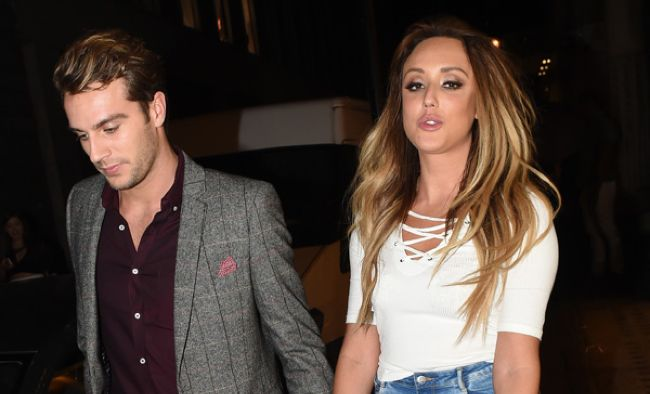 Fame-hungry  Charlotte has a LOT to say about her man Max Morley ... d4e0063aca0