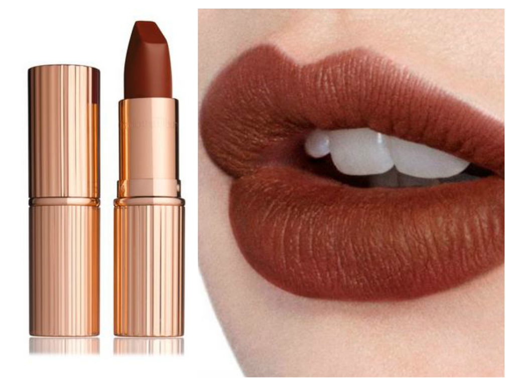 Five brown lipstick shades that work PERFECTLY with pale ...