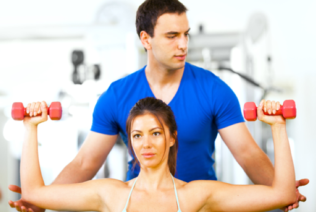 Dating personal trainer
