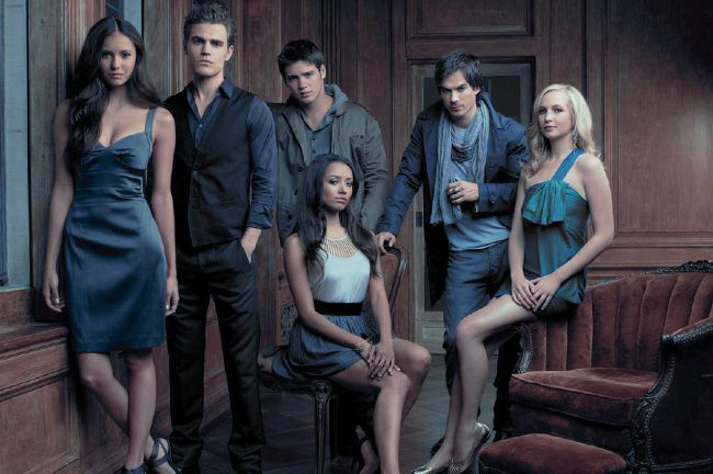 THEN AND NOW The cast of The Vampire Diaries 9 years later - INSIDER