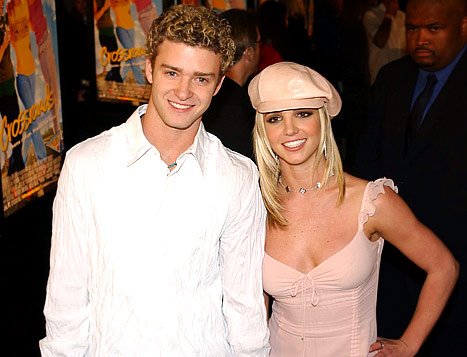 Britney And Jt Forever Brit Gets Sentimental About Her Famous Ex Shemazing