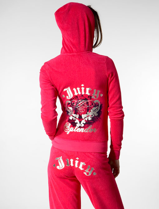 Feeling old? The Juicy Couture tracksuit is now a museum ...
