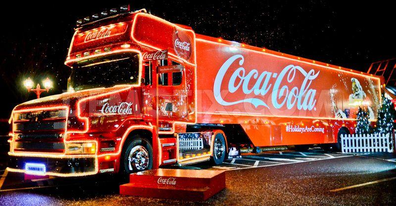 Bildergebnis für Cola truck