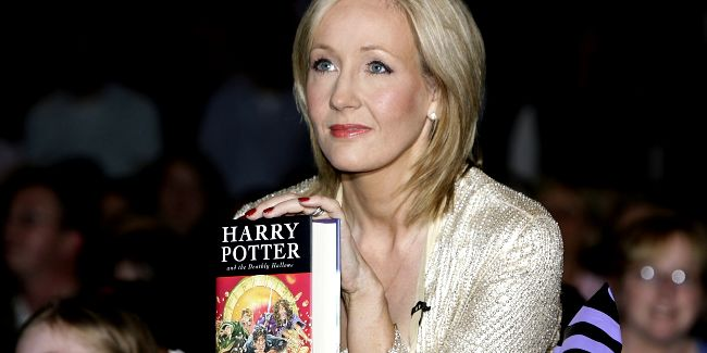 is jk rowling writing another book Jk rowling talks about the plot of her next novel, about servicemen leaving the military, as she hints that there may be more than seven books accessibility links skip jk rowling as her alto ego robert galbraith as she attends the theakstons old peculier crime writing festival, hosted in.