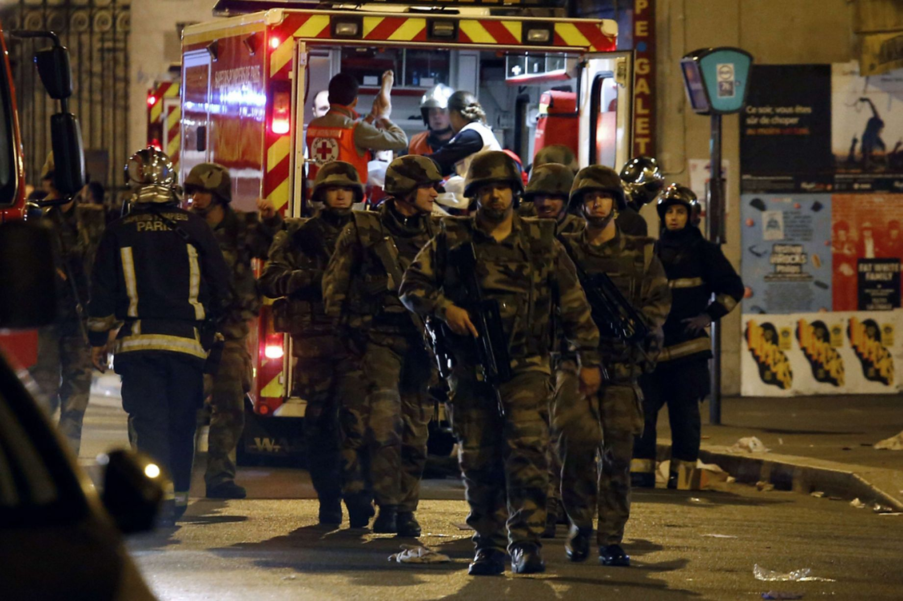 a history of the isis terrorist attack on november 13th 2015 in paris