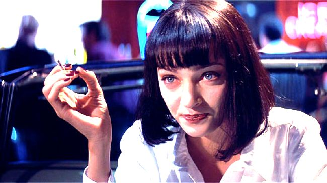 Trends 2017 autumn - Yes Uma Thurman S Fave Chanel Nail Polish In Pulp Fiction