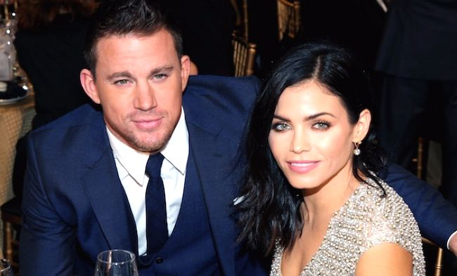 Aw! Channing Tatum's family photo is only the cutest thing ...