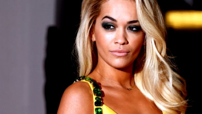 She Doesnt Look Like This Anymore Rita Ora Unveils Edgy New Hair