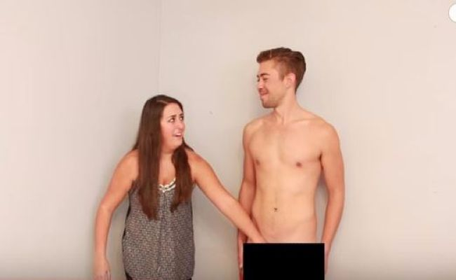 Naked people touching eachother — pic 6
