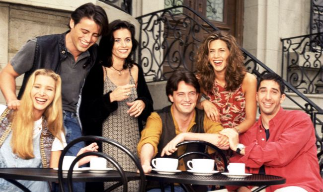 They'll be there for you! There WILL be a Friends reunion in
