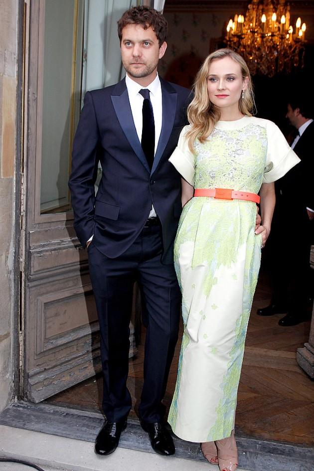Diane Kruger Joshua Jackson Married