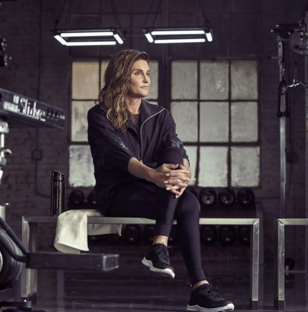 10042dd74e7a8 Caitlyn Jenner looks AMAZE as the face of H&M Sport