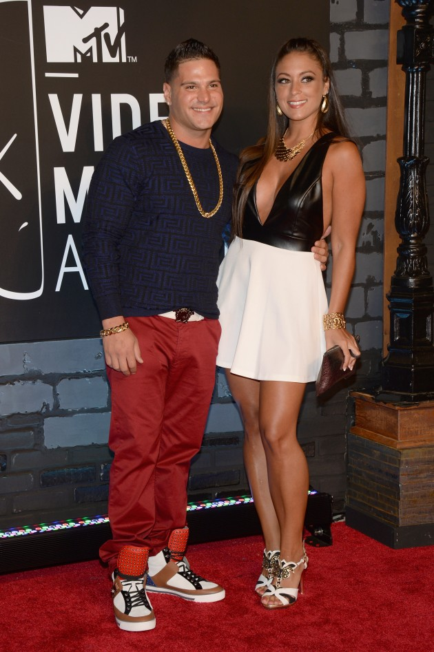 Jersey Shore love! Have reality stars Sammi and Ron reunited for ...