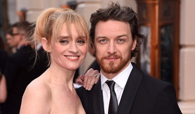 James McAvoy and his wife are divorcing after 9 years of ...