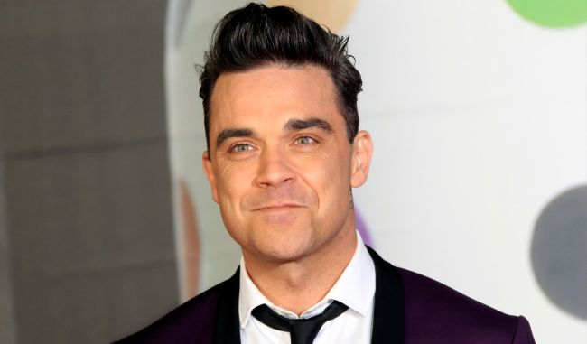 Robbie williams relationships dating 6