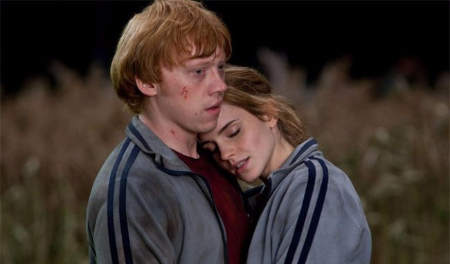 Gah here s your first look at ron and hermione s daughter - Harry potter hermione granger ron weasley ...