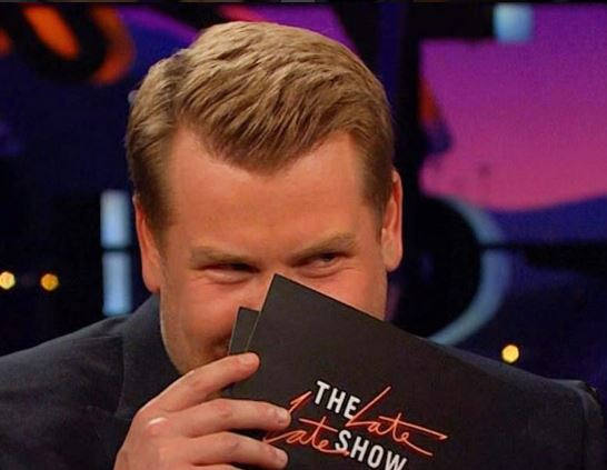 Hold Everything James Corden Is Carpooling To The White House