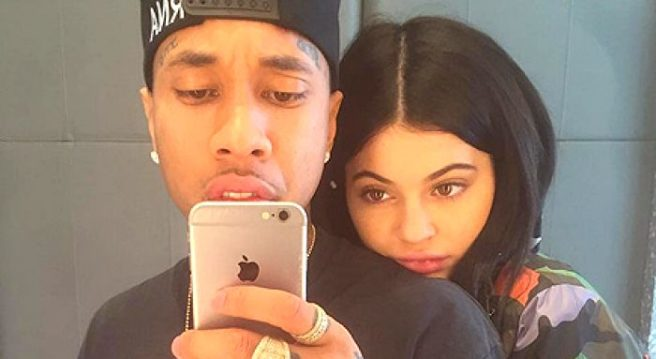 e5ee2a45bbc7 Kylie Jenner and Tyga are definitely back ON