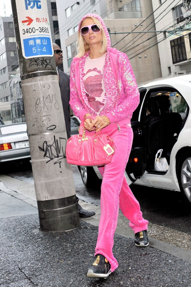 bb449818bf Flashback Friday  Juicy Couture tracksuits are making a COMEBACK ...