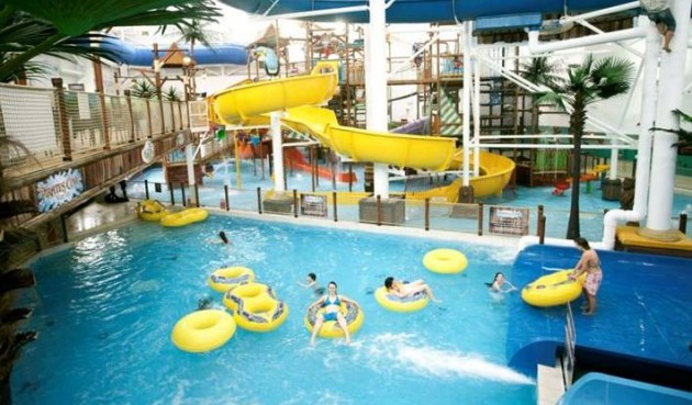 Sorted this summer 5 of the best water parks around the - Drogheda leisure centre swimming pool ...
