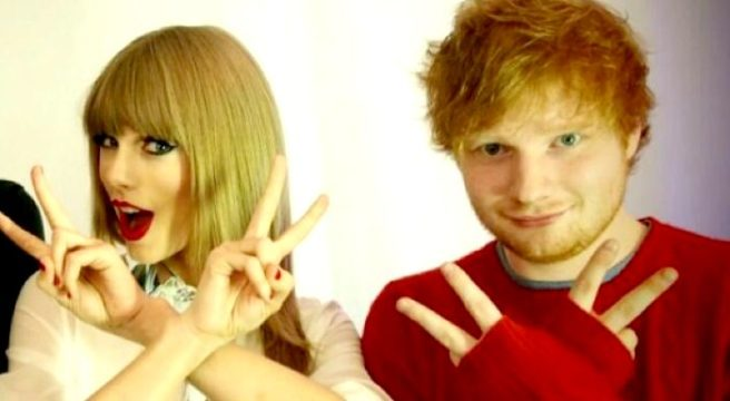 ed sheeran og taylor swift dating 2016