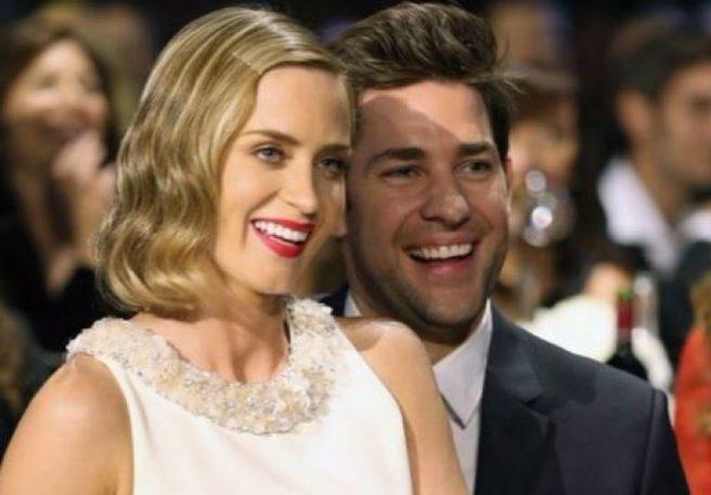 'Watching porn?' Emily Blunt called John Krasinski out on his TV habits