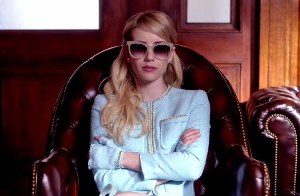 Emma Roberts Has Just Dropped A Major Scream Queens Spoiler Shemazing