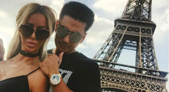 Married pauly d Who is