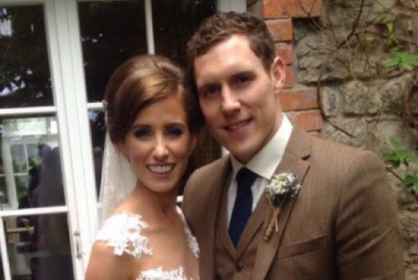 Michaela mcareavey wedding
