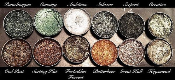 Harry Potter eyeshadow palettes you can actually BUY