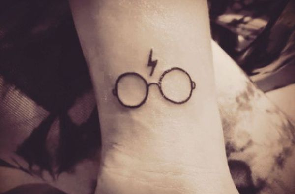 harry potter tattoos shemazing