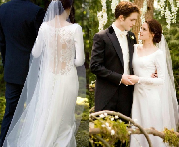 Bellas dreamy wedding dress from twilight is now up for grabs this november will mark eight years since the twilight films first hit cinema screens yep that long and true twilight fans can celebrate by owning a junglespirit Gallery