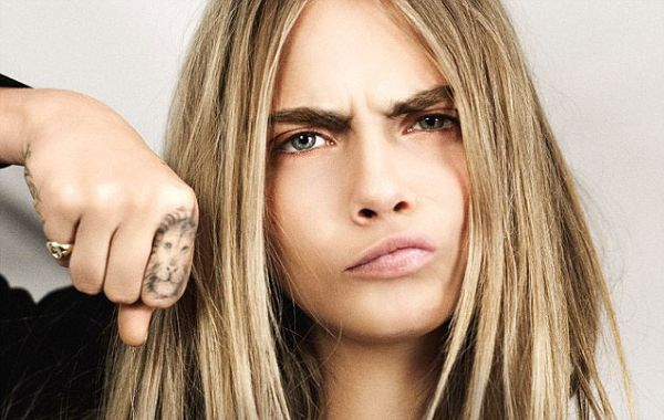 Cara Delevingne Got A Fab New Tattoo And It S Harry Potter Themed