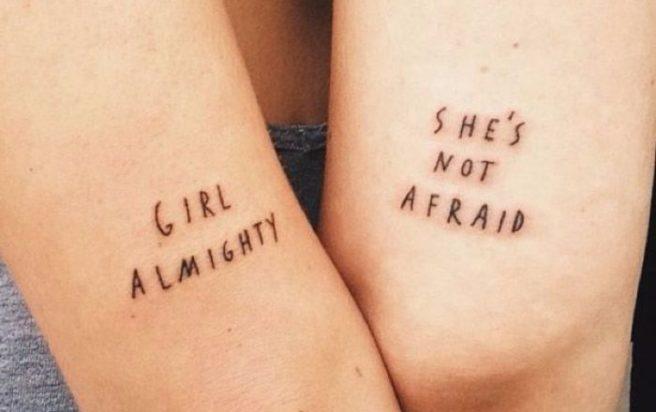 8e20d42e1 10 perfect tattoos for all you fabulous FEMINISTS