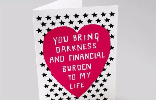 10 Anti Valentineu0027s Cards For People Who Are SO DONE With V Day