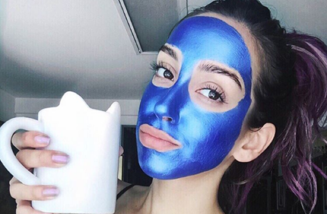 Glamglow Launch A Blue Face Mask Dedicated To Sonic The Hedgehog Shemazing