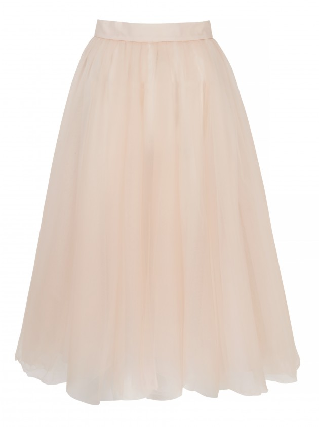 86b26e8d3a This Littlewoods piece is a total steal for €40, and ticks all the boxes  when it comes to styling a tulle skirt.