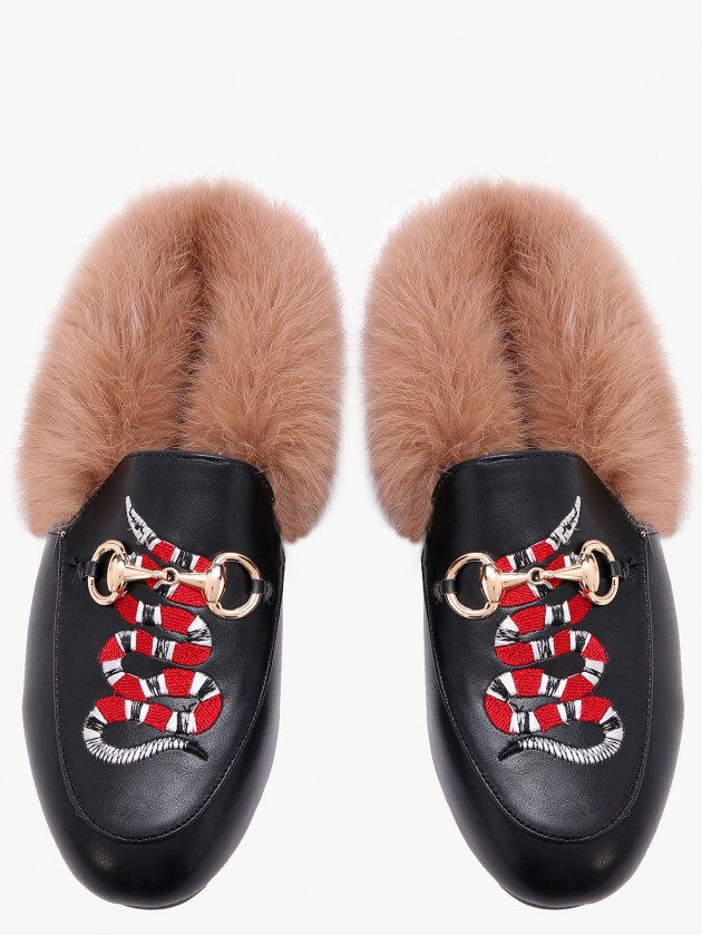 25ede9df2 Calling all shoe lovers: We've found the BEST Gucci dupes ever ...