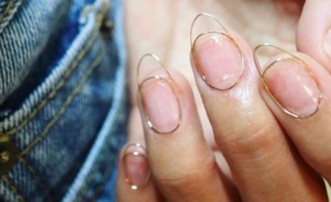 Nail art shemazing wire nail art is high maintenance but pretty amazing prinsesfo Gallery