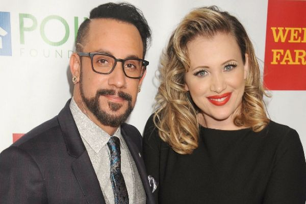 Backstreet Boy AJ Mclean welcomes new daughter, Lyric