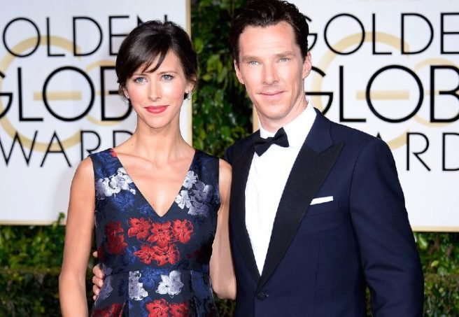 Benedict Cumberbatch and Sophie Hunter welcome their second child