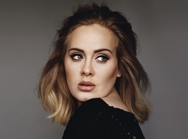 Adele freaks out over bugs during concert