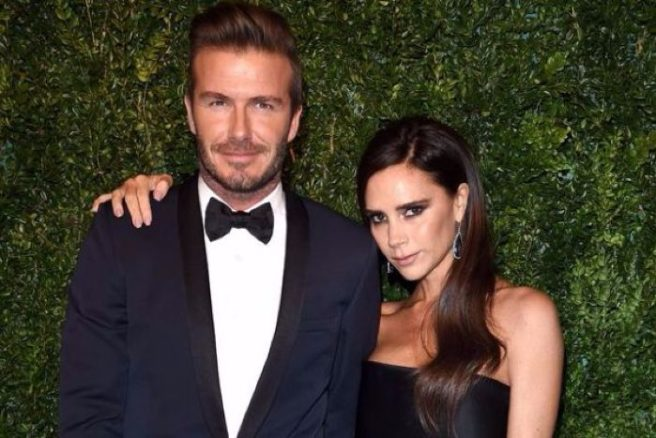 David Beckham is proud of daughter Harper's solo attempt