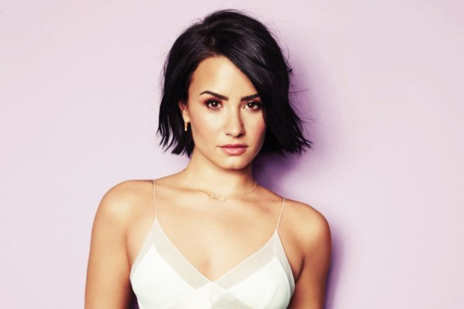 Demi Lovato: 'I don't have a thigh gap and I'm still beautiful'