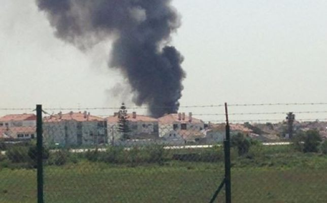 Five dead in Lisbon supermarket plane crash