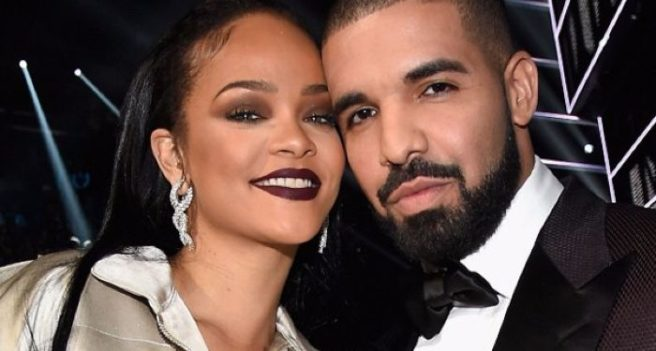 Rihanna and Drake reunite at birthday party